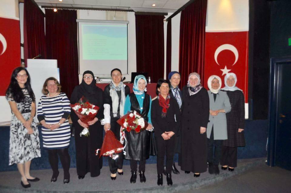 8 Mart Dünya Kadınlar Günü Programı İlgiyle İzlendi