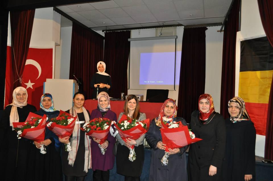Dünya Kadınlar Günü Programına Yoğun İlgi