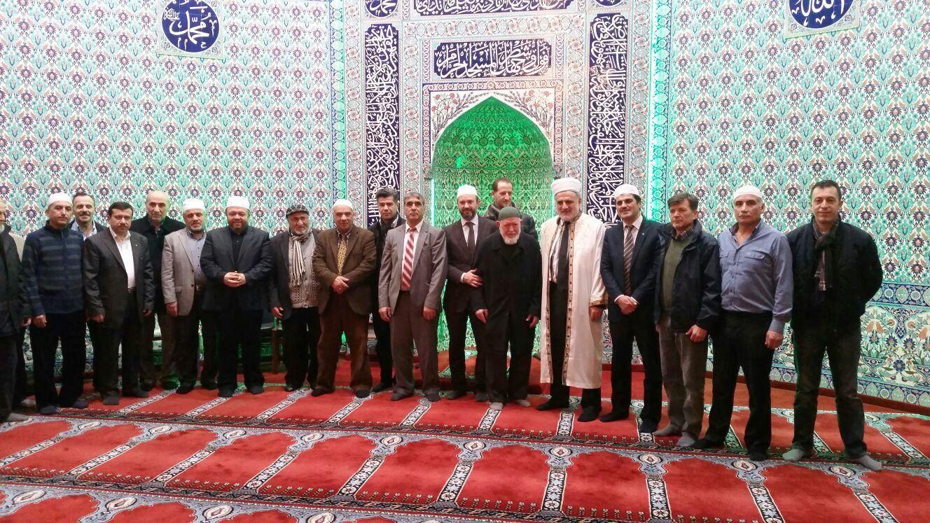 Kur'an Ziyafeti Programlarına Yoğun İlgi
