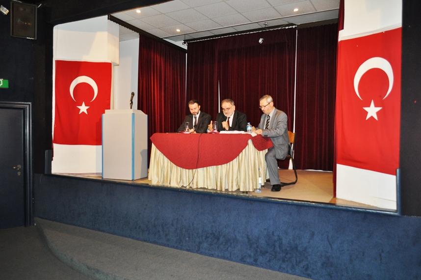 2016 Yılı Faaliyetleri Hazırlık Toplantısı Yapıldı