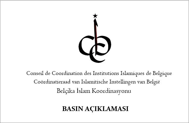 Belçika İslam Koordinasyonu Basın Aşıklaması