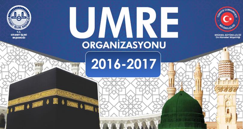 2016-20107 Umre Kayıtları Başladı