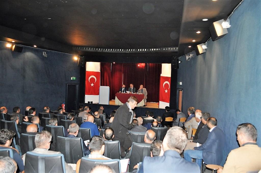 2016 Yılı Değerlendirme Toplantısı Yapıldı