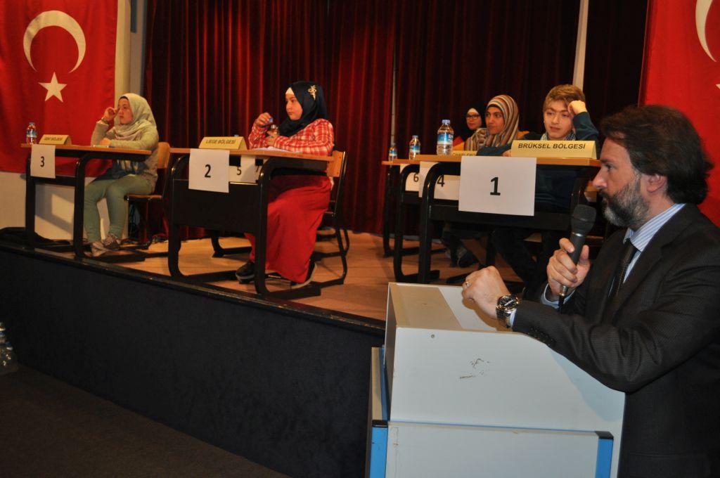 Bilgi Yarışması Finallerinde Büyük Heyecan
