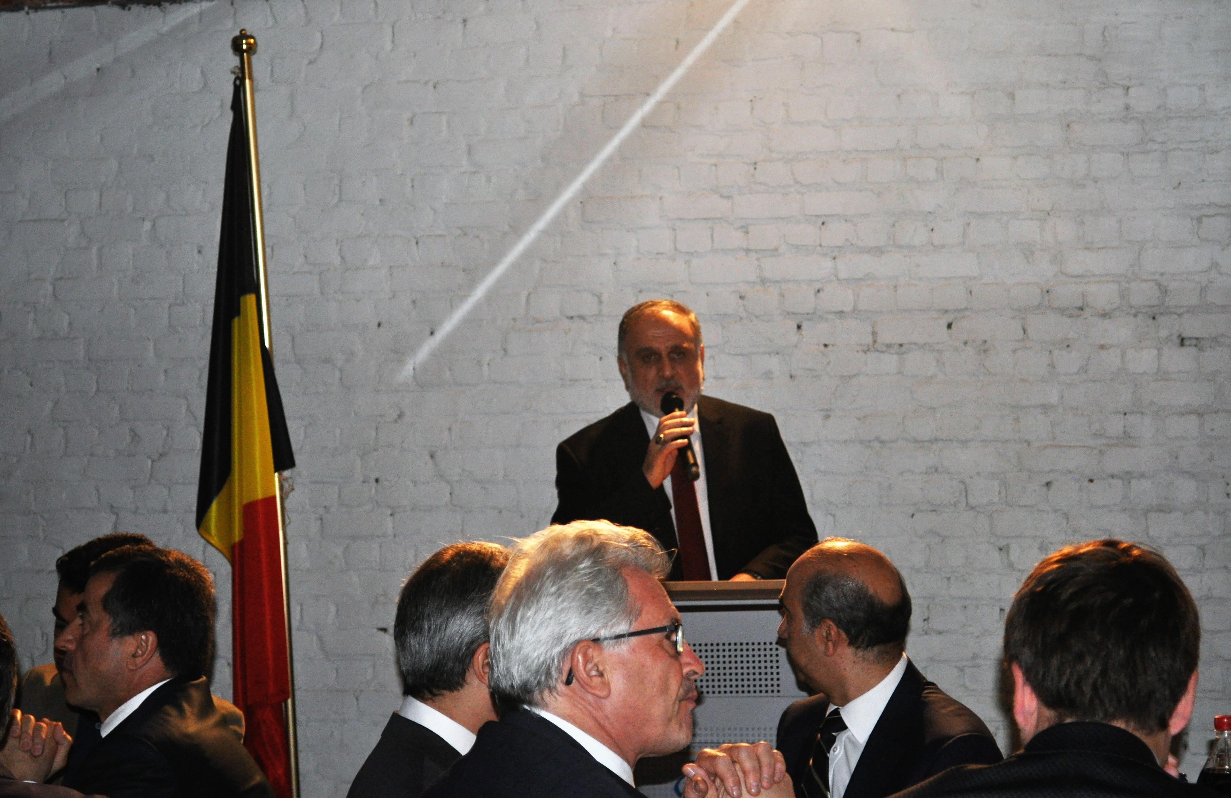 Belçika Diyanet Vakfı Geleneksel İftarı Farklı Kitleleri Buluşturdu