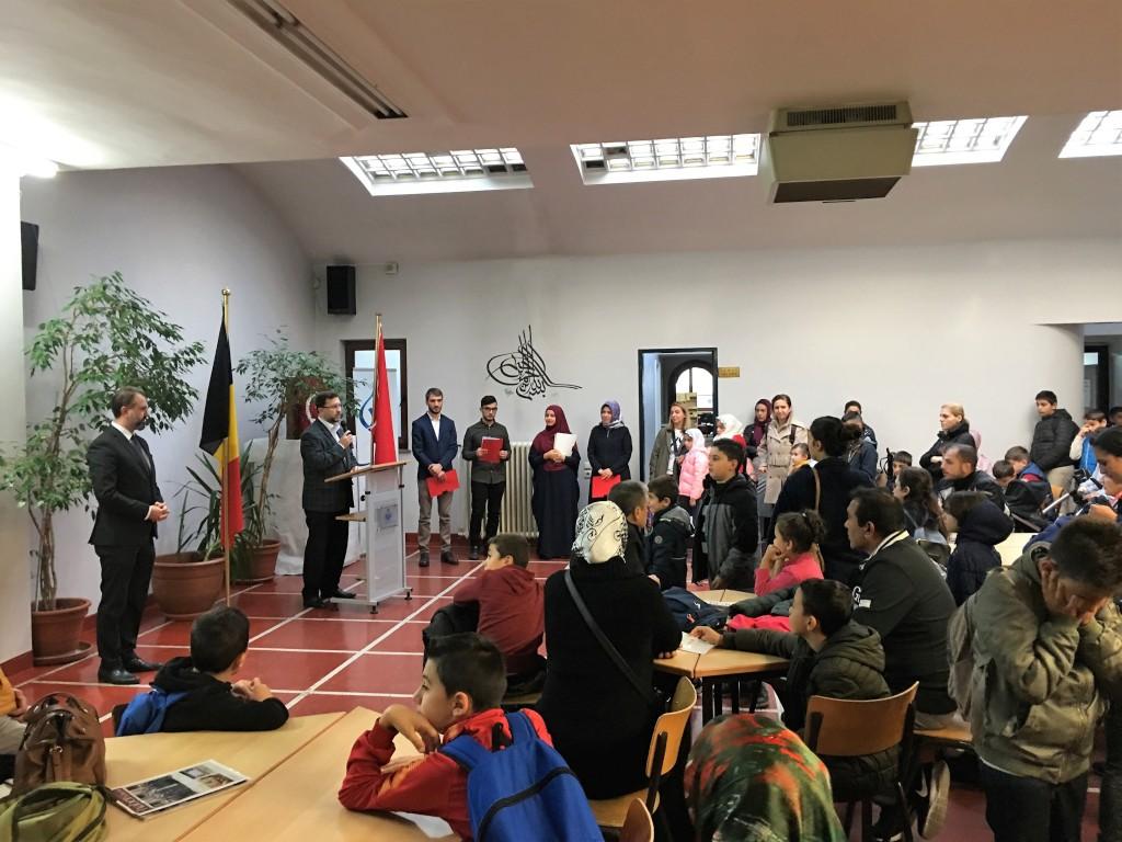 Yeni Eğitim Sezonu Açılışı ve Aşure Programı Gerçekleştirildi