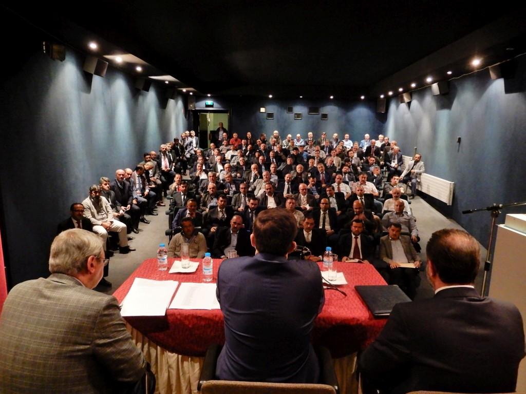 Yeni Dönem Değerlendirme ve İstişare Toplantısı Yapıldı