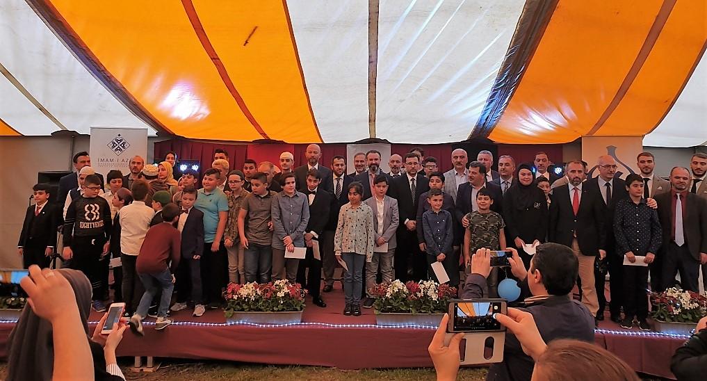 Kermes, Bahar Şenliği ve Bilgi Yarışması Finalleri Coşkulu Geçti